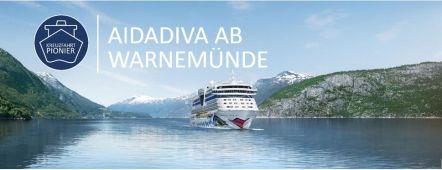 Norwegen ab Warnemünde AIDAdiva