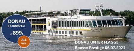 Donau Höhepunkte MS ROUSSE PRESTIGE
