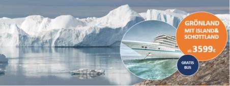 Grönland - Island - Schottland MS Albatros