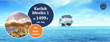 Karibik & Mexiko 2   AIDAdiva