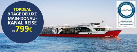 Main Donau Kanal Luxus MS nickoVISION