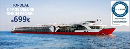 Rhein und Mosel Deluxe MS nickoVISION