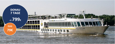 Donau Höhepunkte ROUSSE PRESTIGE Warteliste